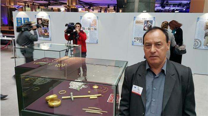 Человек, который обнаружил самое древнее и самое чистое в мире обработанное золото. /Фото:most-interestingthings.com