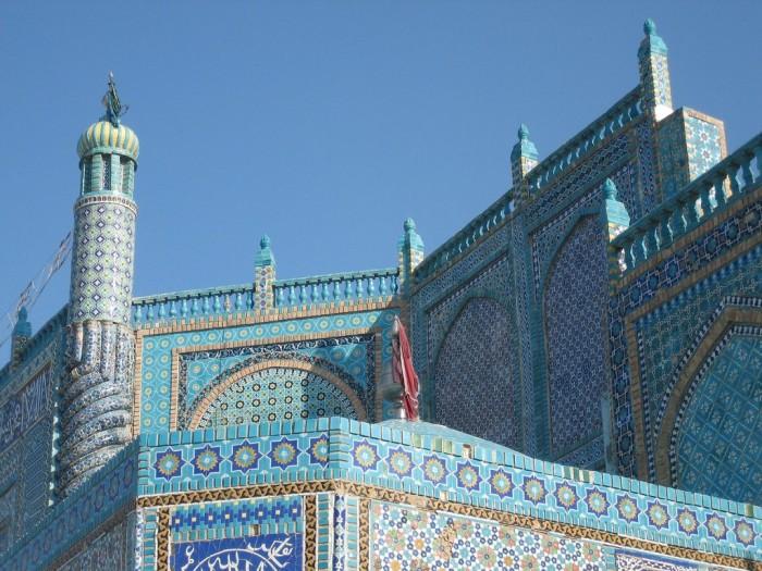 Голубая мечеть. /Фото:wikiway.com