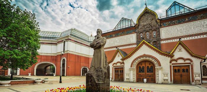 У Третьяковской галереи есть свои легенды и мифы. /ru.moscovery.com