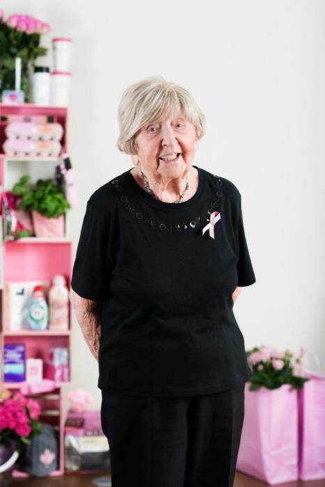 По словам бабушки, секрет ее долголетия в хороших генах, любознательности и природном оптимизме. /Фото: из личного блога Боян