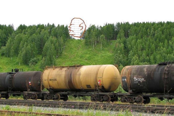 Это самая большая в мире двухмерная голова Ильича