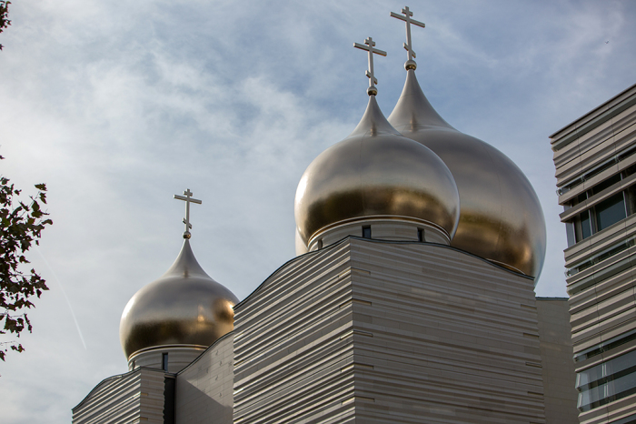 Храм в Париже. /Фото:56nv.ru