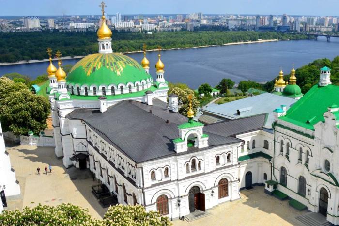 Киево-Печерская Лавра. /Фото: modamix.net