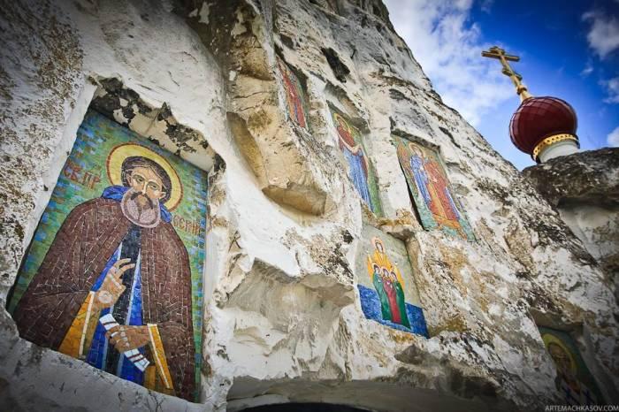 Здесь можно было укрыться от врагов. /Фото:artemachkasov.com