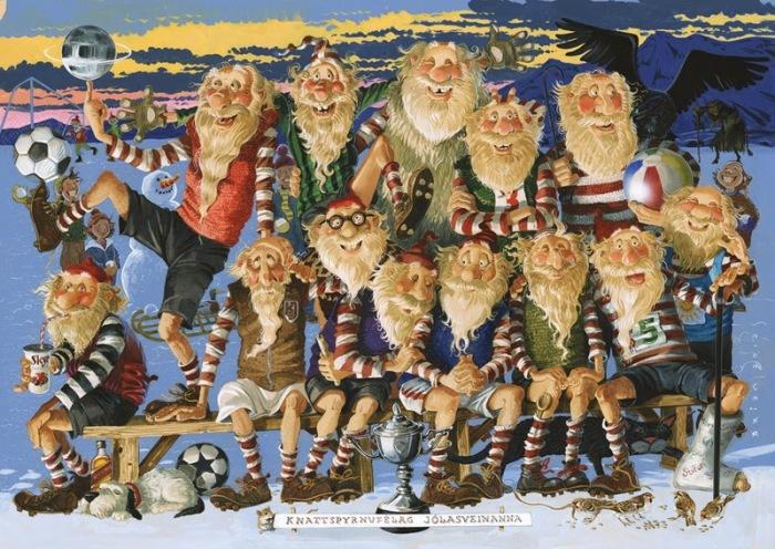 Йольские парни XXI века выглядят так. /Фото:blogspot.com