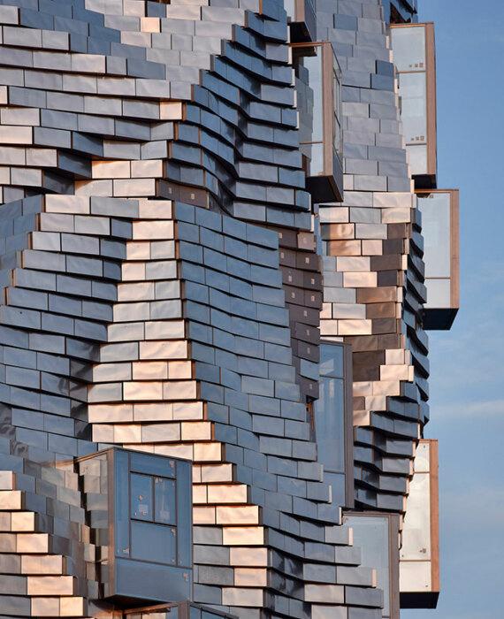 Фрагмент фасада. /Фото:interior.ru