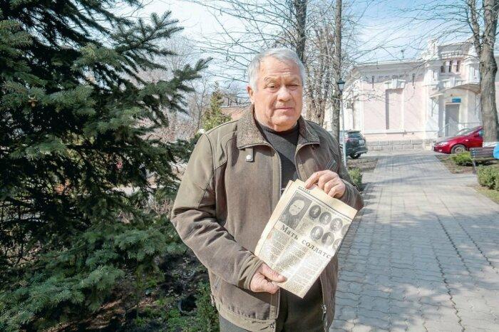 Владимир, названный сын Степановой. /Фото: Тагир Раджавов, rg.ru