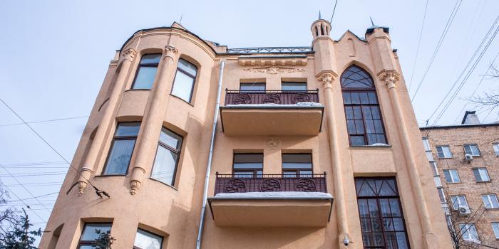 Этот дом до сих пор жилой. /Фото:mos.ru