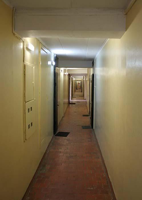 Бесконечные коридоры. /Фото: mosday.ru