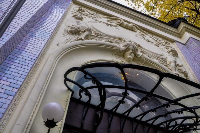 Фрагмент здания. /Фото:travel-bug.club
