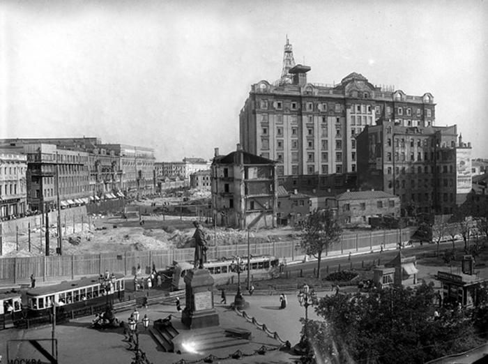 Фото 1934 года.