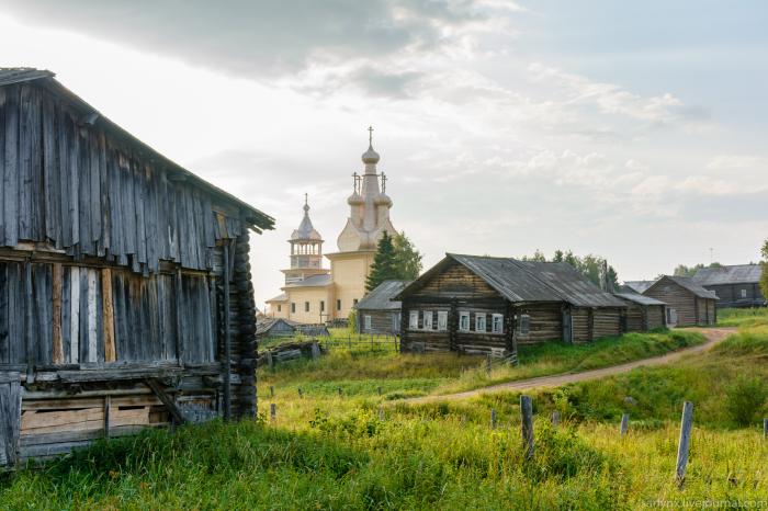 Отреставрированная церковь в наши дни. /Фото:cont.ws