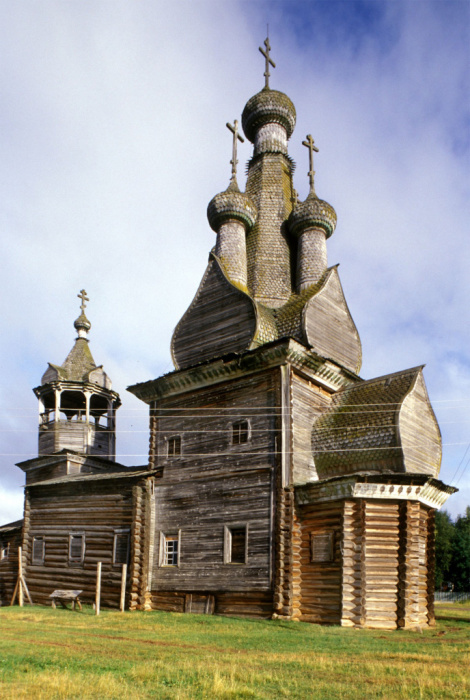 Одигитриевская церковь сохранилась в советские годы просто чудом. /Фото:goarctic.ru