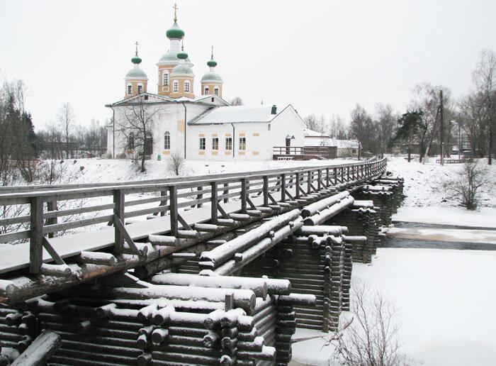 Зима./Фото:varandej.livejournal.com