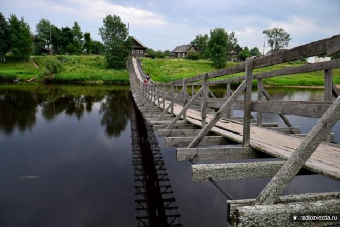 Город мостов./ Фото: radiozvezda.ru