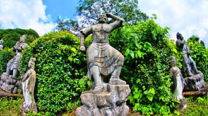 По задумке предпринимателя, этот парк должен был стать популярным местом отдыха. /Фото:kanasys.com