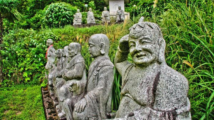 Фурукава был одержим идеей китайско-японской дружбы и именно поэтому решил сделать парк. /Фото:kanasys.com