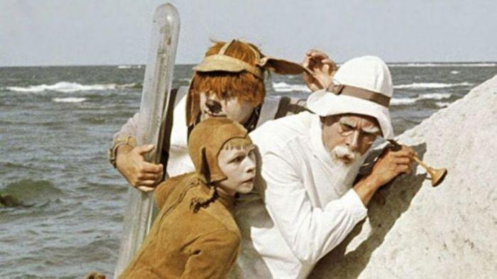 Если приглядеться, герой советского фильма «Айболит-66» очень напоминает доктора Шабада. /Фото:mediasole.ru
