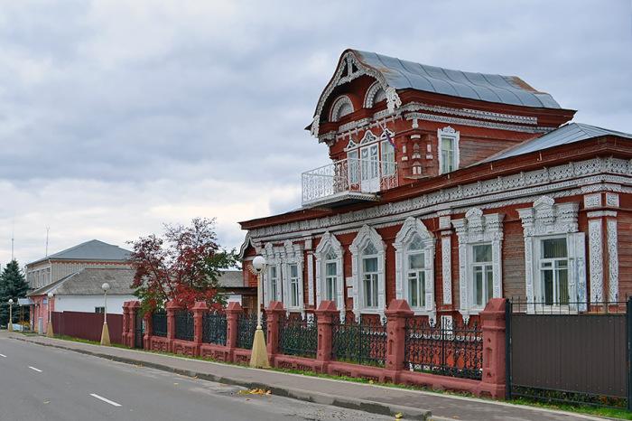 Дом Осипова. /Фото:novozybkov.ru