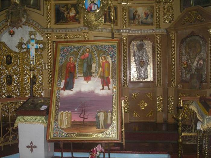 Храм внутри. /Фото:pravmir.ru