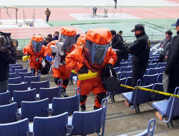 Японцы серьезно опасаются террористов из Северной Кореи. Фото:shin-yoko.net