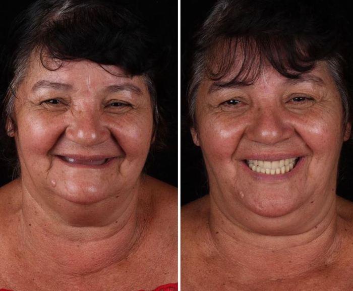 Иногда внешность может изменить обычный визит к стоматологу.