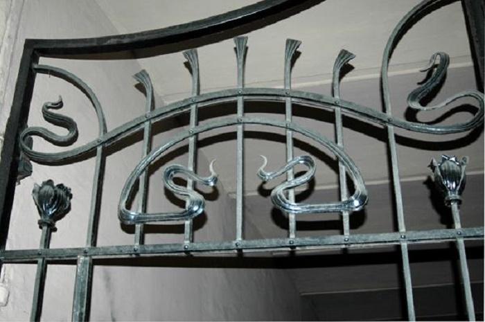 Фрагмент лестницы. /Фото:citywalls.ru