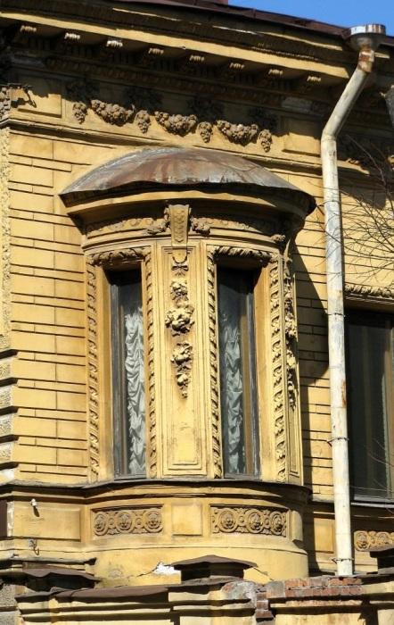 Декоративных элементов необычайно много. /Фото:citywalls.ru