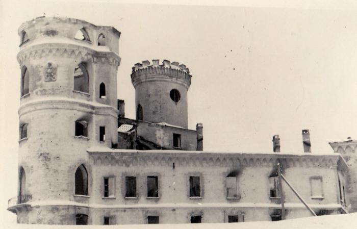 Бип в 1941 году. /Фото:citywalls.ru