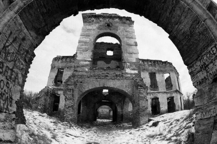 До реставрации историческое здание имело жалкий вид. /Фото:citywalls.ru