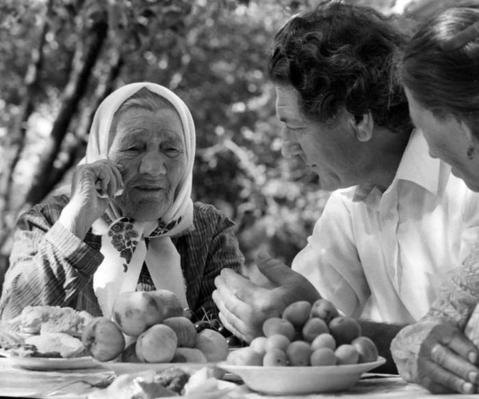 Встреча Федора с бабушкой. /Фото: Р. Шагаев, nuz.uz