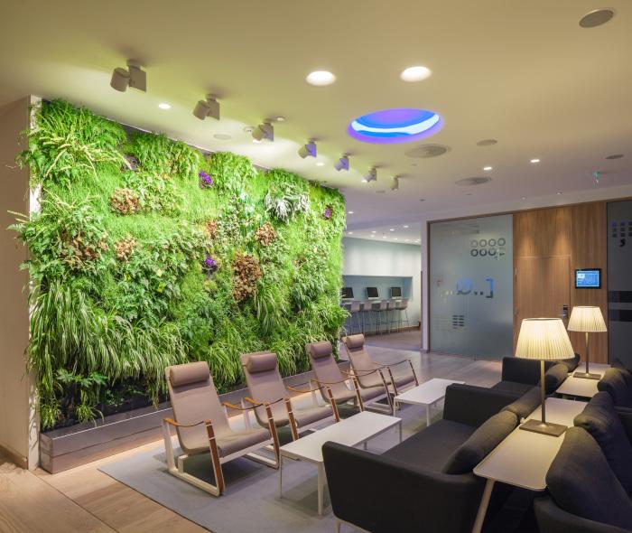 Отель в Осло: высокие технологии в сочетании с живой природой. /Фото:artishock.org