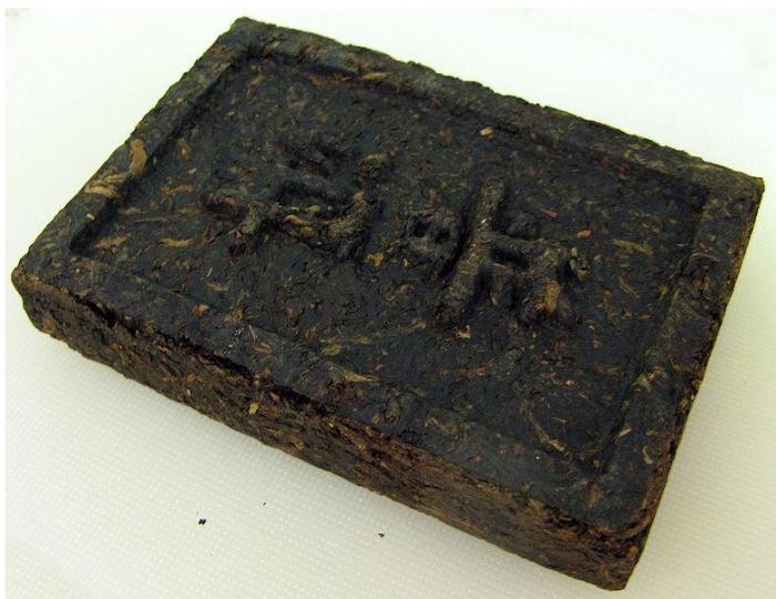 Бруски из чая были одним из видов китайской валюты. /Фото:clubklad.ru