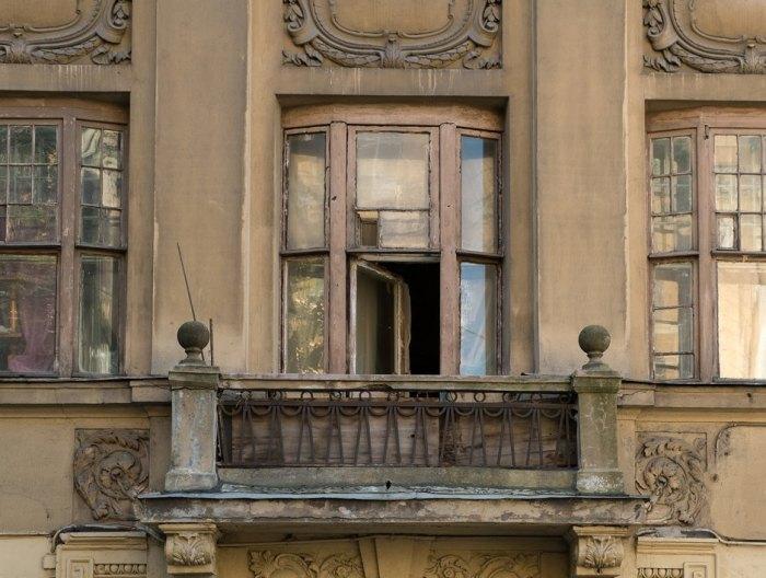 За годы революции дом постарел, но общий облик остался прежним. /Фото:citywalls.ru.