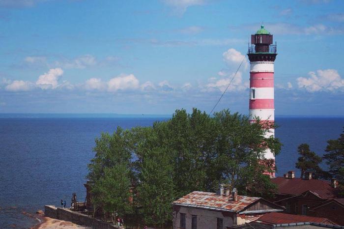 Маяк расположен на южном побережье Финского залива. /Фото:droogie.ru