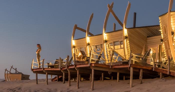 Умиротворение в пустыне. /Фото:tdp-arch.com