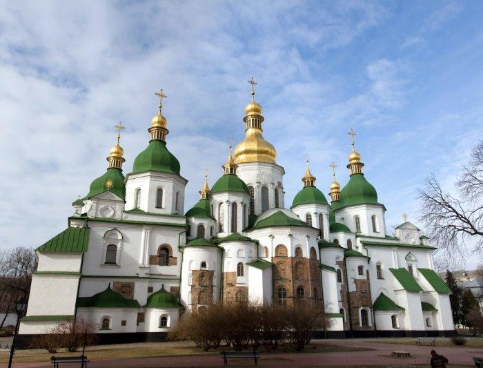Софийский Собор в Киеве. /Фото:my-kiev.com