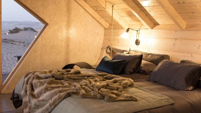 Если не смотреть в окно, очень даже уютно. /Фото:thecoolector.com
