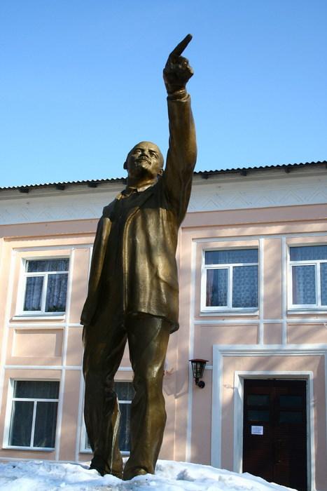 Своеобразный образ Ленина. /Фото:Фото:ljplus.ru