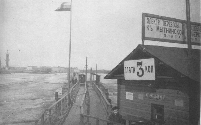 Стоимость проезда - три копейки. Дёшево и сердито. /Фото:myhistori.ru