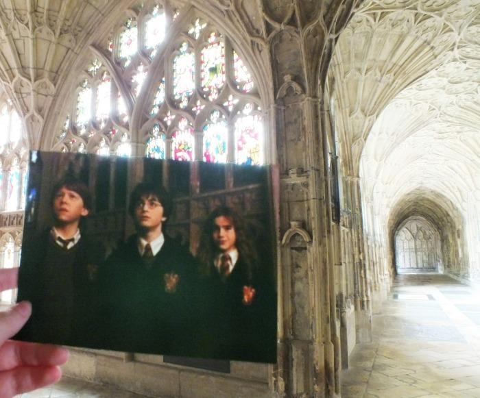 Поклонники фильма про Гарри, попав в этот собор, сразу узнают знакомые места. /Фото:Nikki Smith
