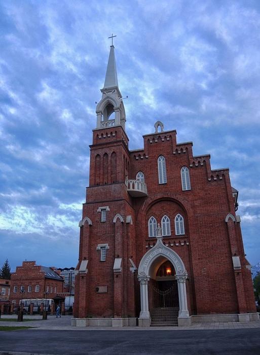 Здание в наши дни. /Фото: wikimedia.org