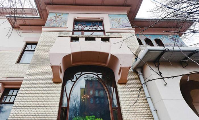 Шикарный дом в стиле модерн опережал свое время. /Фото:anothercity.ru/