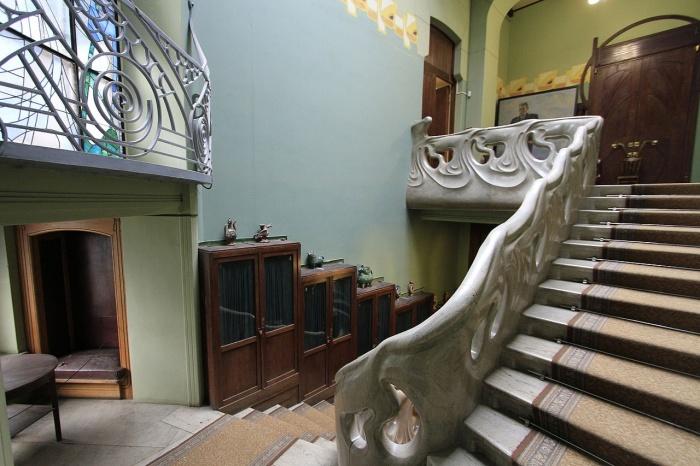 Взбираться по этой лестнице ему было тяжело. /archidom.ru