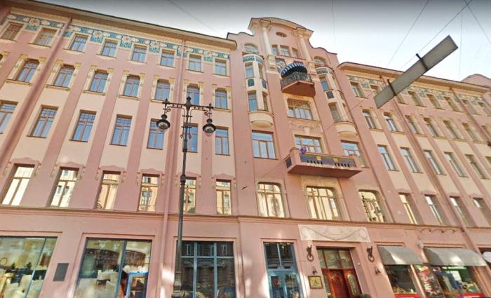 Здание в наши дни. /Фото:peterburg.guide