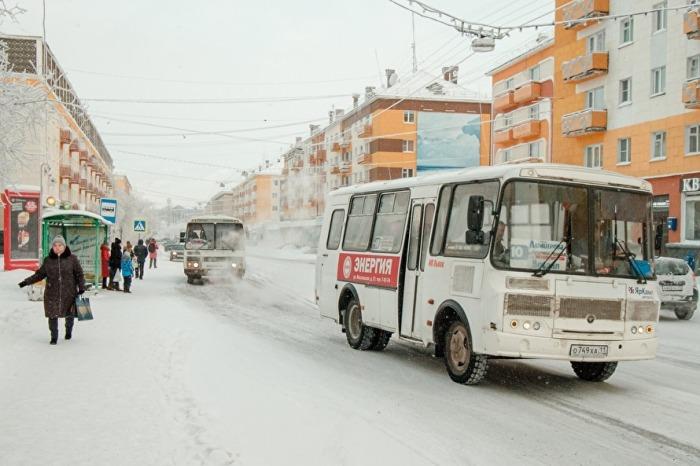 Этот город построили заключённые ГУЛАга. /Фото: Иван Маслов, znak.com
