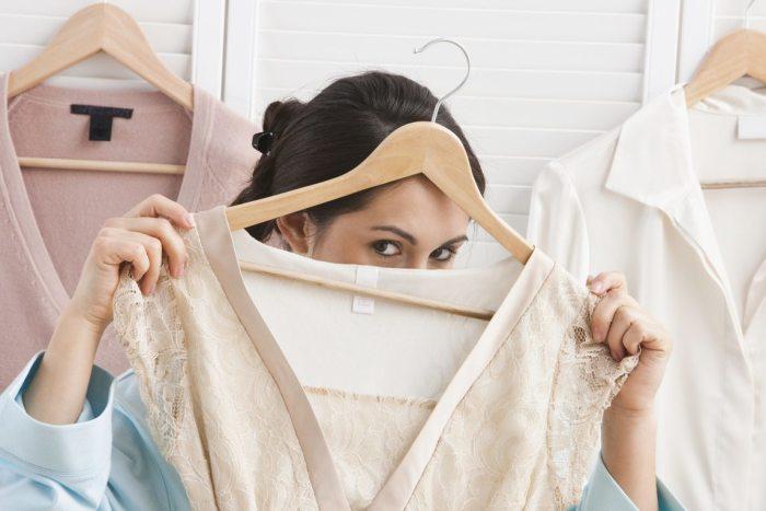 Никогда не носите неглаженые вещи! / Фото:ecofriend.com