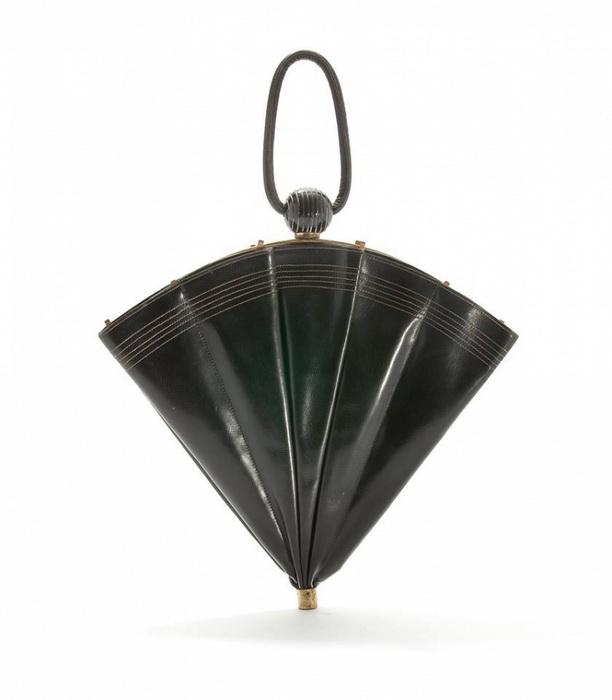 Сумка в виде зонта, 30-е годы XX века