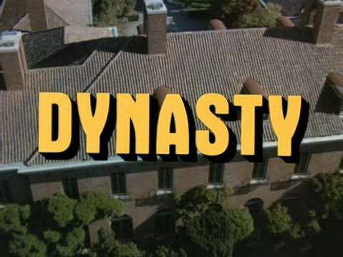 В 1981 году на канале ABC вышла «Династия»