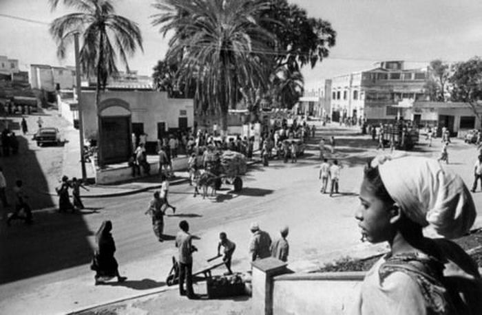 Столица Сомали в 1977 году